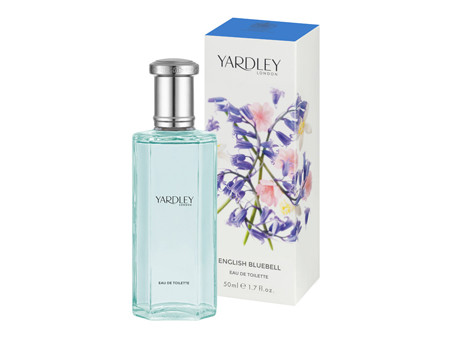 Yardley London Eau de Toilette English Bluebell 50ml
