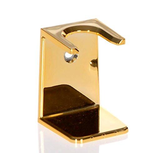 P&P Accessoires Rasierpinselhalter in gold