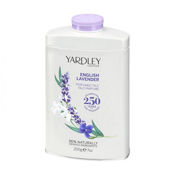 Yardley London Talkumpuder English Lavender 200g