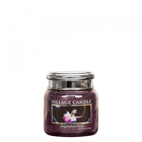 Village Candle Duftkerze Sugarplum Fairy im Glas 110g