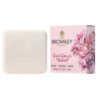 Bronnley Seife Pink Peony & Rhubarb 100g