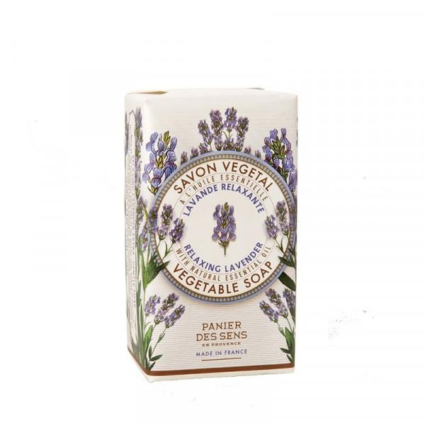 Panier des Sens sanfte Seife Lavendel 150g