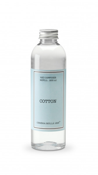 Cereria Mollá 1899 Diffuser Refill Cotton 200ml