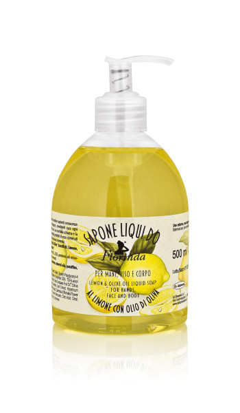 Florinda Flüssigseife Limone 500ml