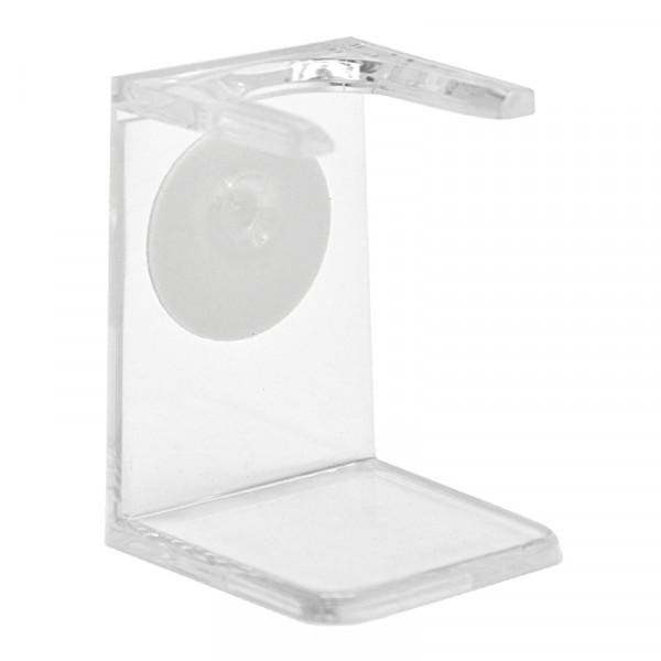 P&P Accessoires Rasierpinselhalter transparent