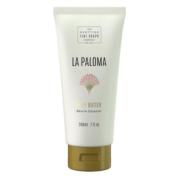 Scottish Fine Soaps Körperbutter La Paloma 200ml