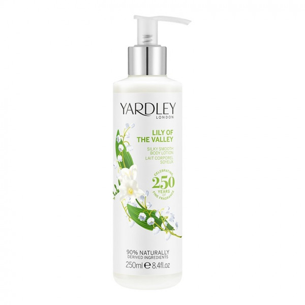 Yardley London Körperlotion Lily of the Valley 250ml