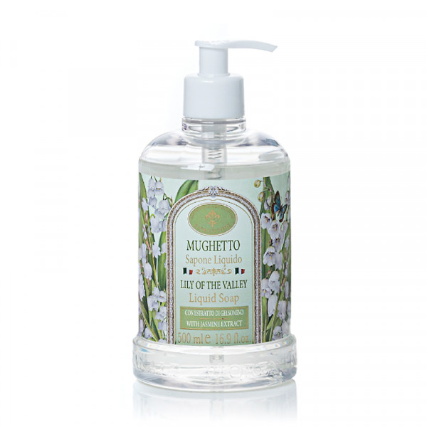 Fiorentino Flüssigseife Lily of the Valley 500ml