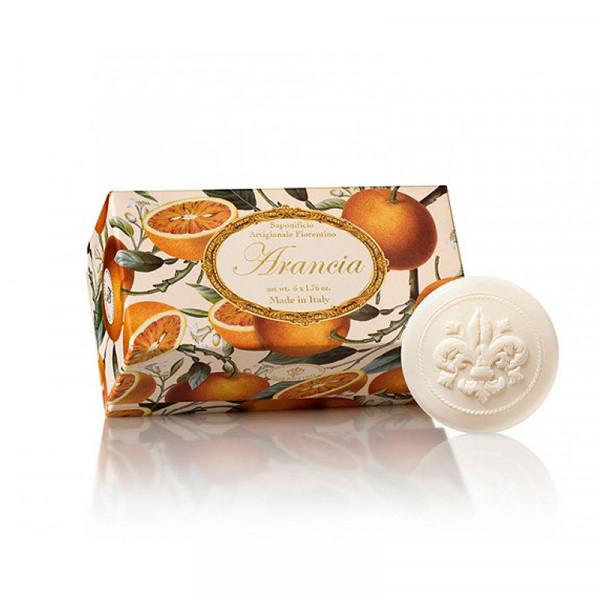 Fiorentino Seife Orange 6 x 50g