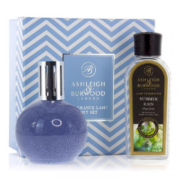Ashleigh & Burwood Geschenkset Blue Speckle