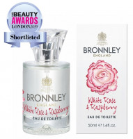 Bronnley Eau de Toilette White Rose & Raspberry 50ml