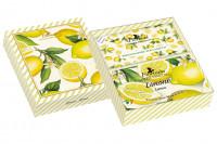 Florinda Geschenkset Seife & Duftsachets Limone