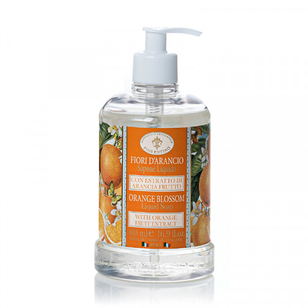Fiorentino Flüssigseife Orange Blossom 500ml