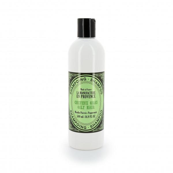 La Manufacture en Provence Shampoo Pfefferminze 500ml