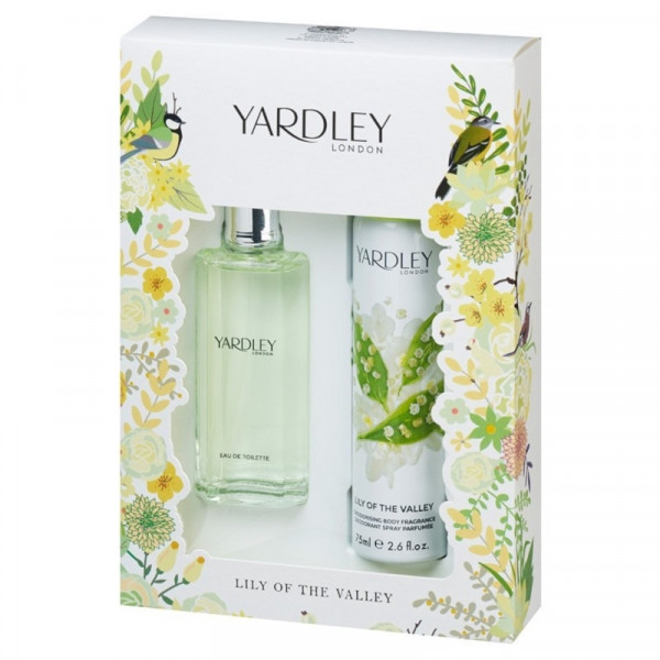 Yardley London Geschenkset Lily of the Valley