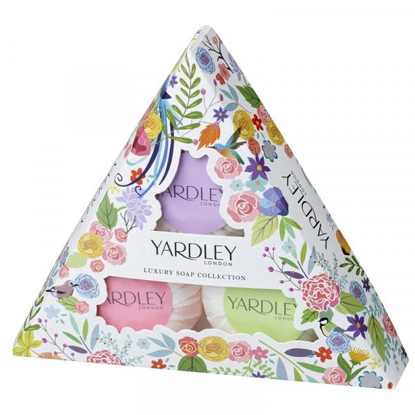 Yardley London Gästeseifen Kollektion 3 x 50g