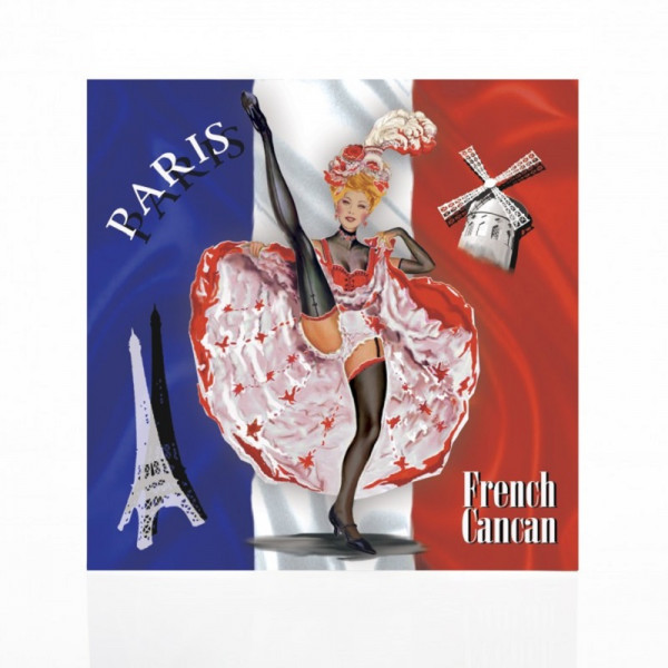 Le Blanc French Cancan Duftsachet Iris 8g