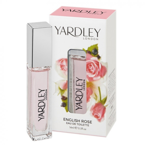 Yardley London Eau de Toilette English Rose 14ml
