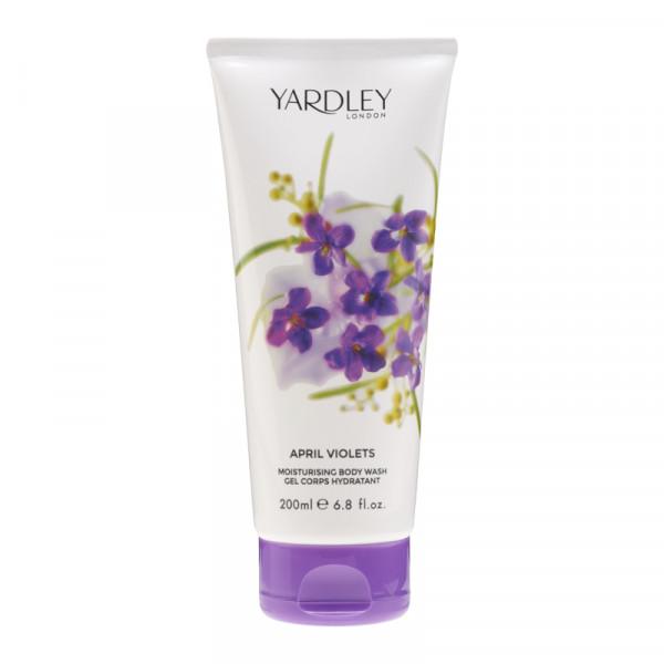 Yardley London Duschgel April Violets 200ml