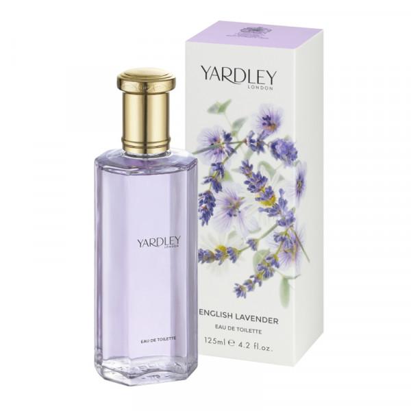 Yardley London Eau de Toilette English Lavender 125ml