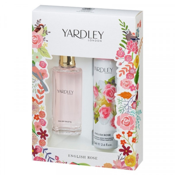 Yardley London Geschenkset English Rose