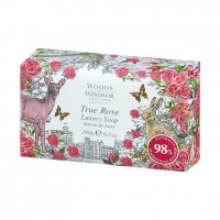 Woods of Windsor Luxusseife Ture Rose 190g